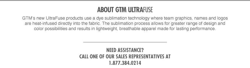 Need Assistance? Call one of our sales representatives at 1.877.384.0214